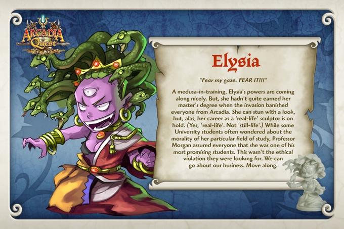 Arcadia Quest - Elysia