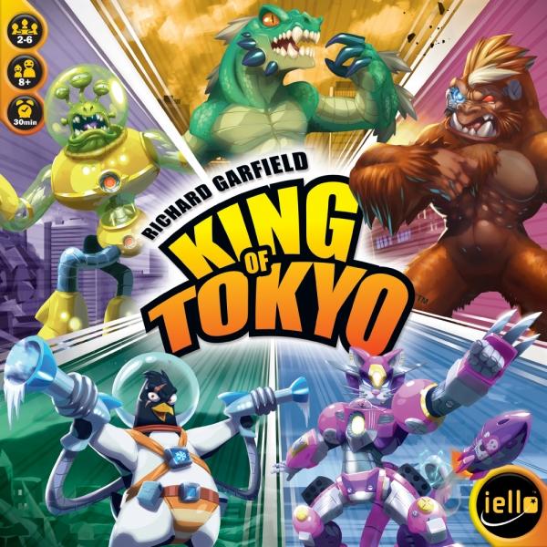 King of Tokyo - 2ème édition
