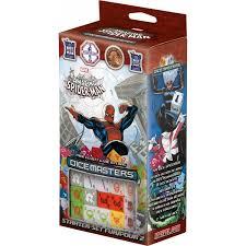 dice masters starter amazing spiderman