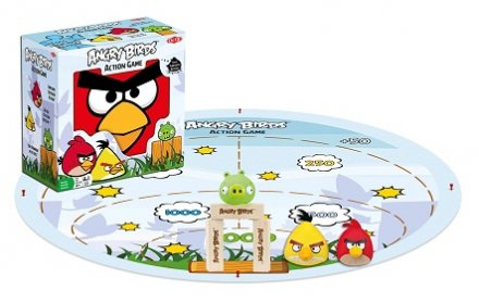 angry birds : action games