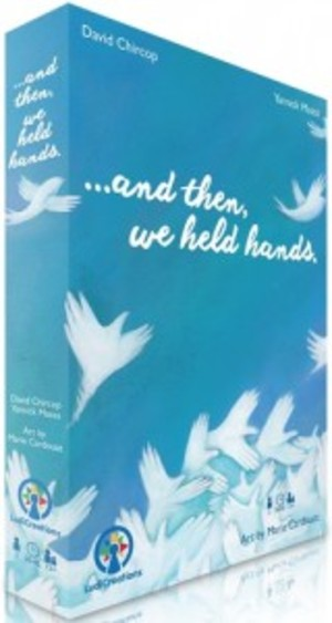 ... and then, we held hands