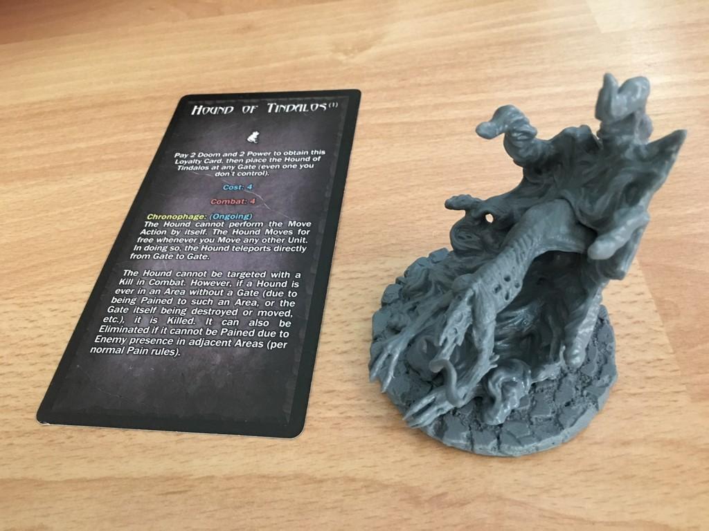 Cthulhu Wars : Chien de Tindalos