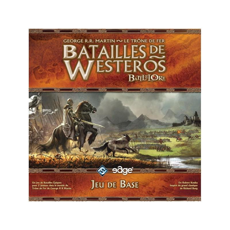 Battlelore batailles de Westeros