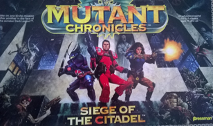 Cronicles of the Mutant