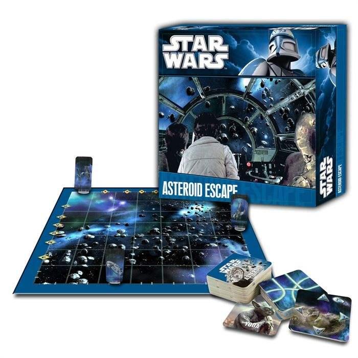 Star Wars - Asteroid Escape