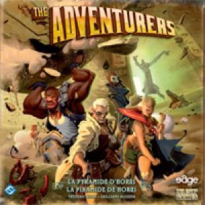 Adventurers : la pyramide d'Horus