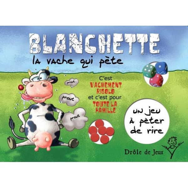 Blanchette la vache qui pète