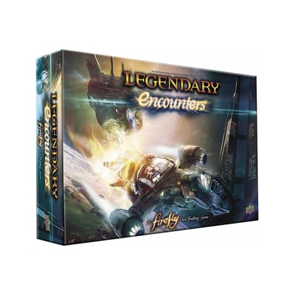 Legendary Encounters : A Firefly Deck Building Game