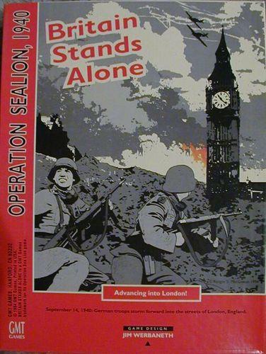 Britain stands Alone