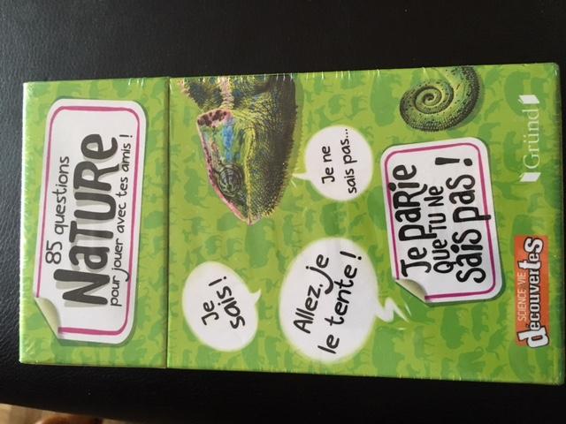85 questions nature pour jouer avec tes amis