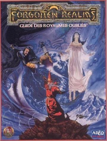 Advanced Dungeons & Dragons - Guide des Royaumes oubliés