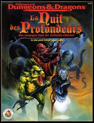 Advanced Dungeons & Dragons - La nuit des profondeurs