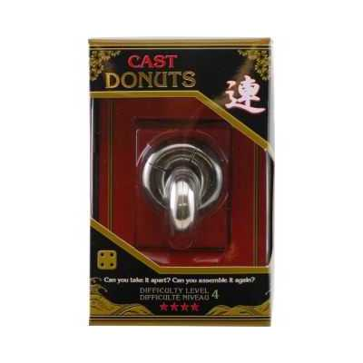 Cast puzzle Donuts