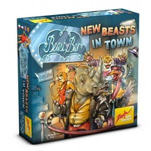 Beasty bar : new beasts in town