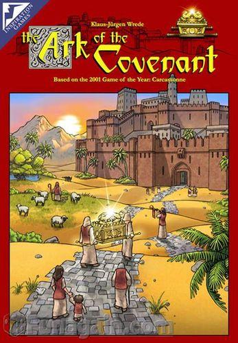 Carcassonne - L'arche d'alliance (The Ark of the Covenant)