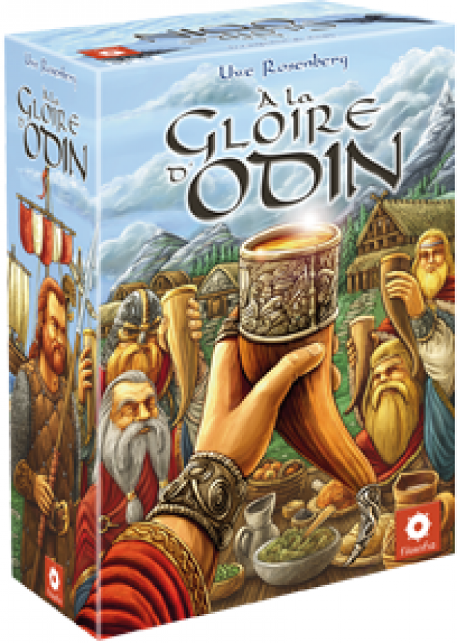 A la gloire d'Odin