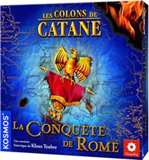 Catane / Les Colons de Catane - La conquête de Rome