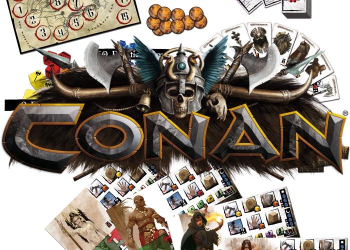 Conan - Pièces détachées