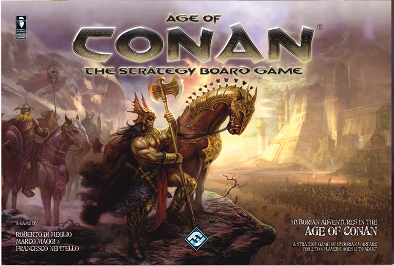 Age of Conan: The Strategic Board Game