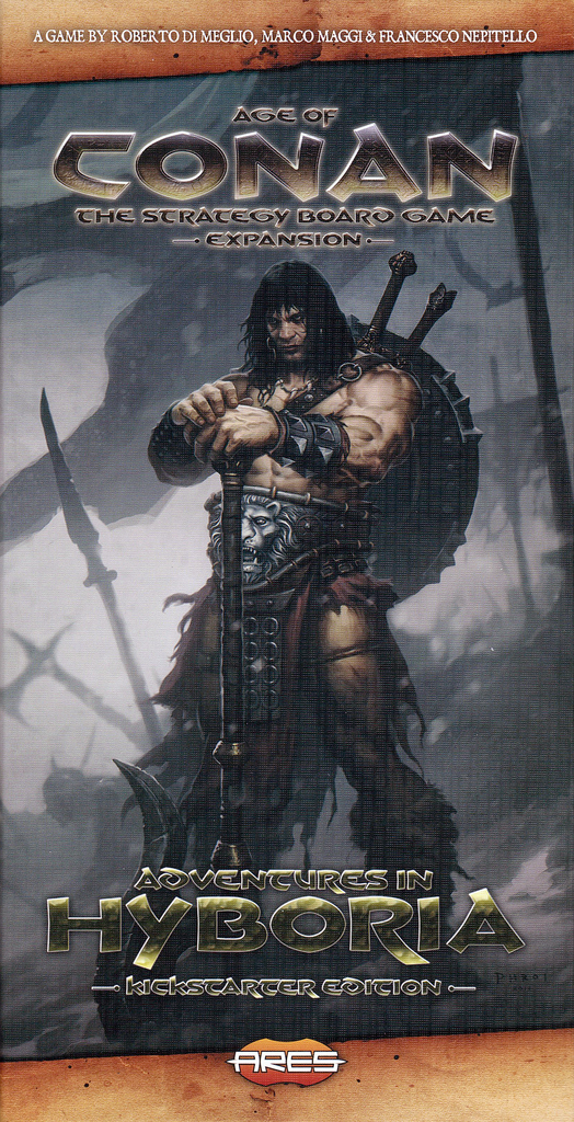 Age of Conan - Adventures in Hyboria