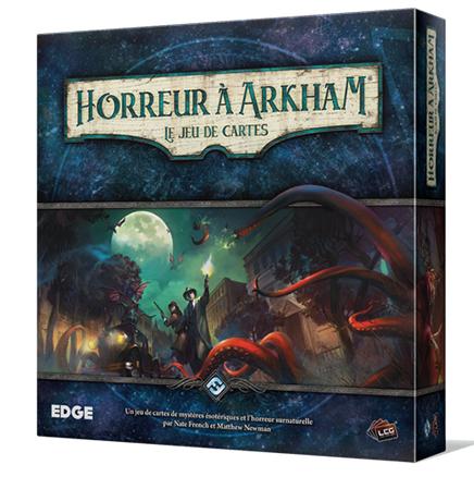 Horreur à Arkham - Le Jeu de Cartes