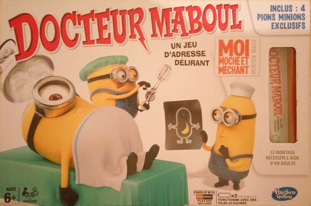 Docteur Maboul - Moi, moche et méchant