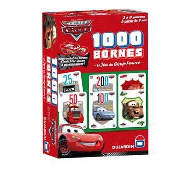 1000 bornes - Cars