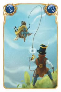 Celestia : Carte Grappin