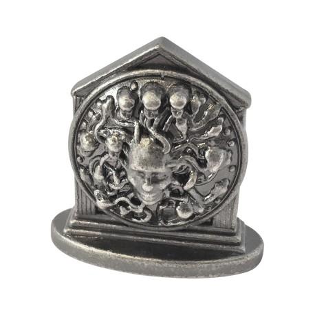 7 wonders Duel : Jeton Minerva (métal)