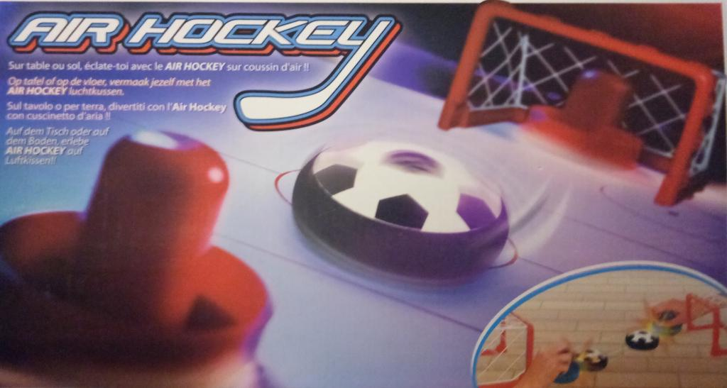 Air Hockey