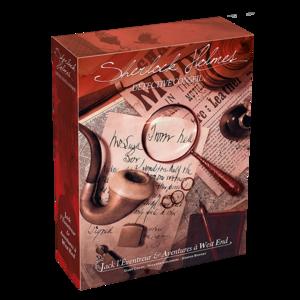 Sherlock Holmes - Detective Conseil : Jack l'éventreur & Aventures à West End
