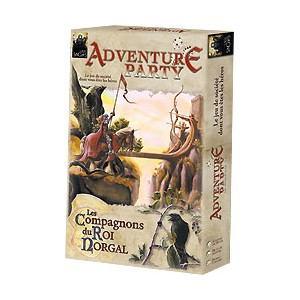 Adventure party: les compagnons du roi Norgal