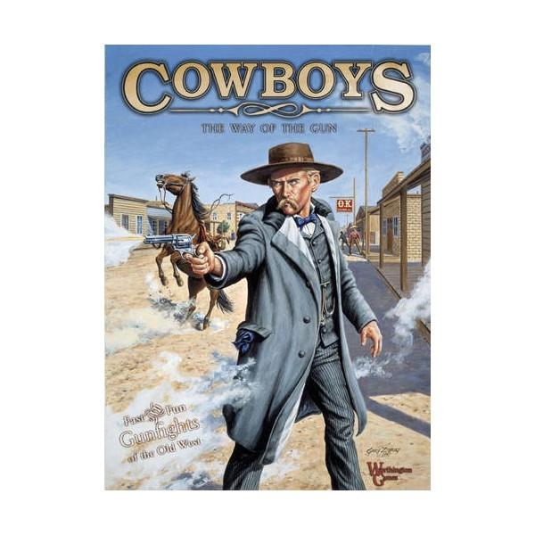 Cowboys The Way of the Gun