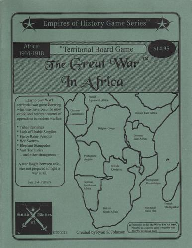 Axies & Allies - Great war in Africa