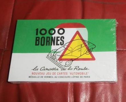 1000 bornes Edition Limitéé Vintage