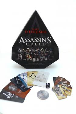 assassin's creed : le jeu d'énigmes