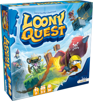 Looney Quest