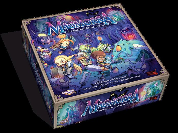 Masmorra : Dungeons Of Arcadia