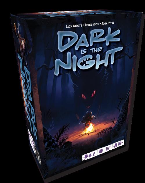 Dark is the Night