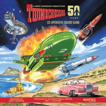 Thunderbirds 50 ans le jeu coopératif
