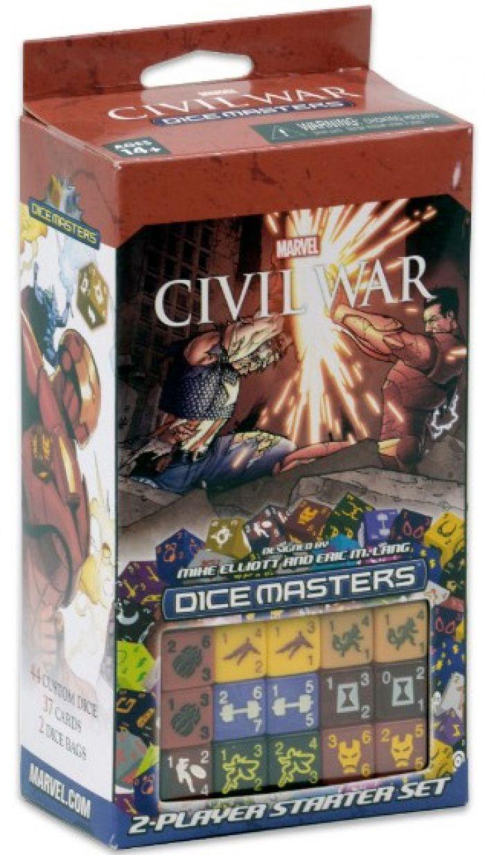 Dice Masters - Civil War