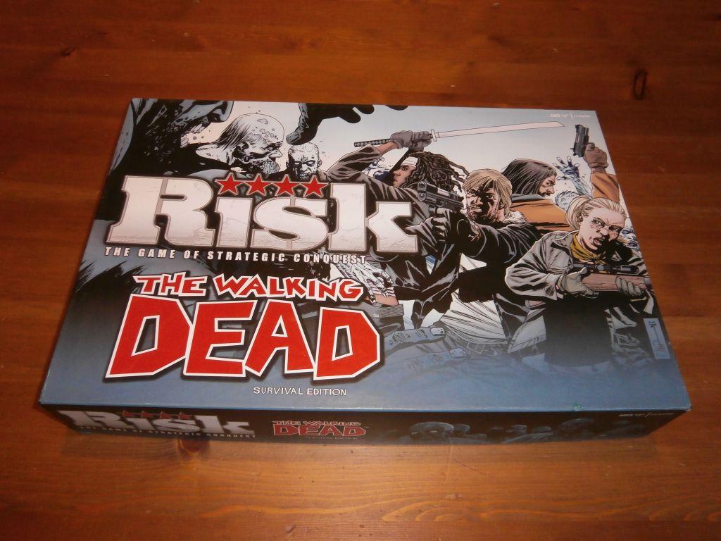 Risk : The Walking Dead