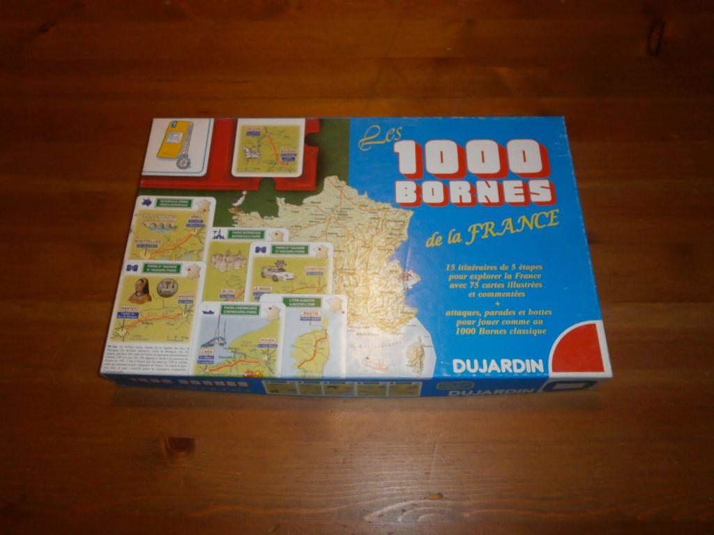 1000 bornes de la France