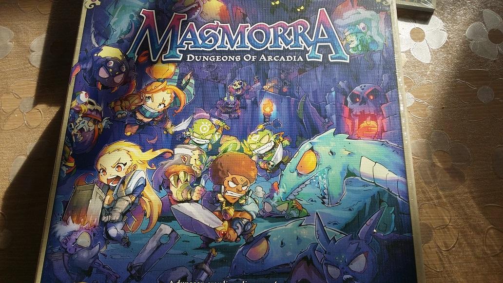 Masmorra : dungeons of arcadia - kickstarter exclusive