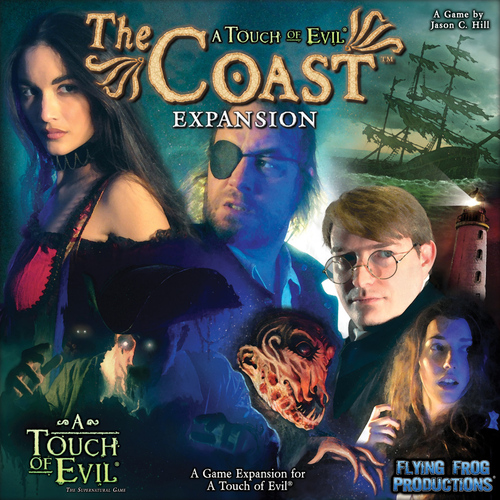 A touch of evil : the coast