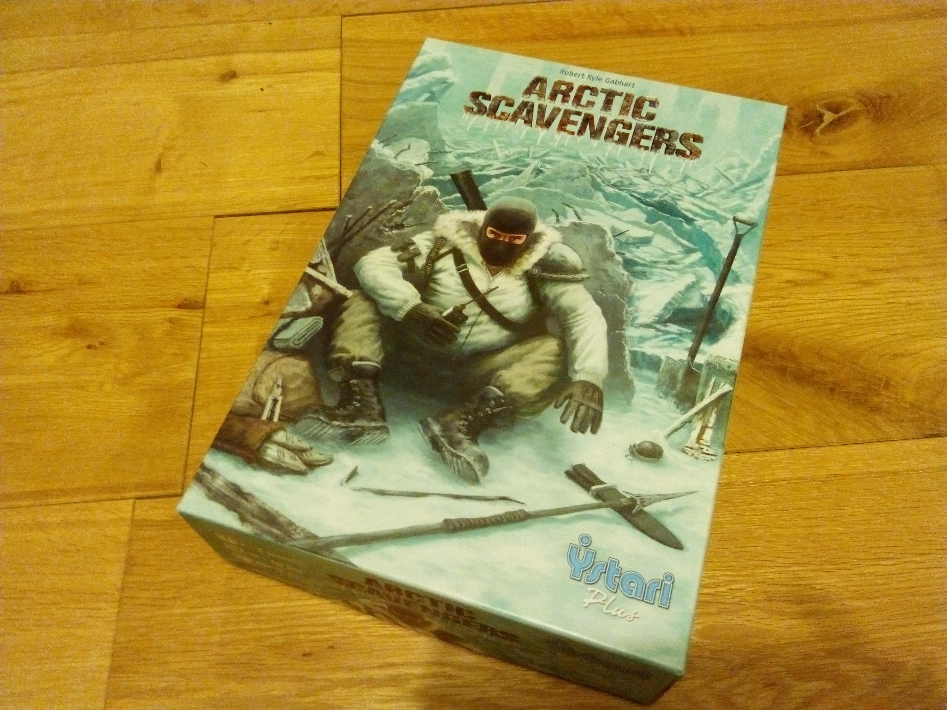 Artic Scavengers