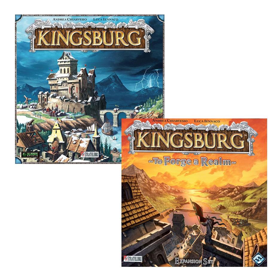 Kingsburg + Extension