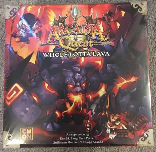 Arcadia Quest - Whole Lotta Lova