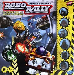 Robo Rally (édition 2016)