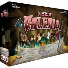 Quest of valeria
